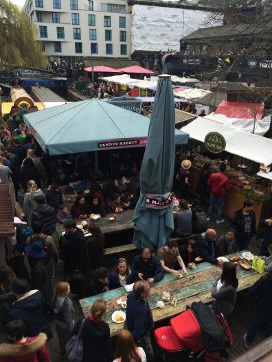 Camden Food market